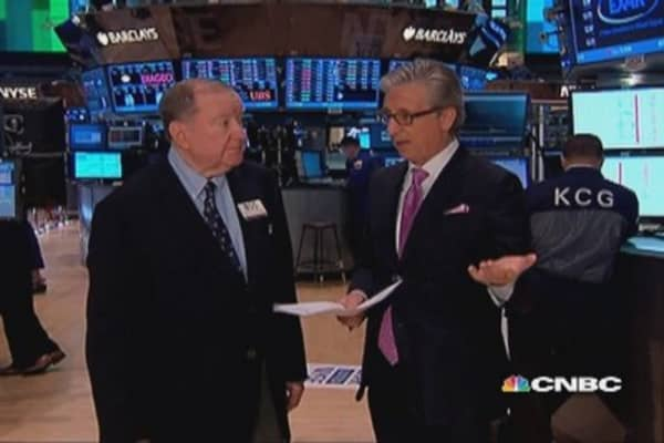 90 Seconds with Art Cashin: Watch Japan & China