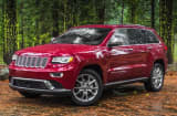 A 2014 Jeep Grand Cherokee