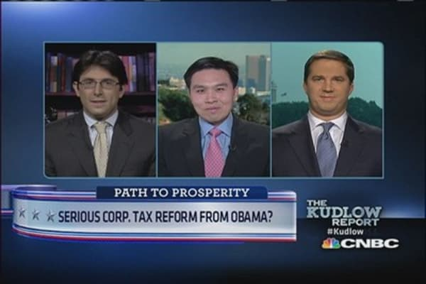 Pres. Obama serious about tax reform?