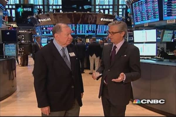 90 Seconds with Art Cashin: Fed fade coming