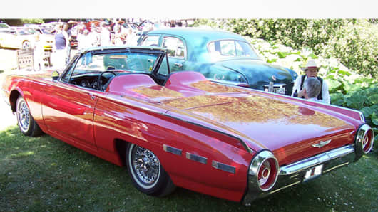 And The Coolest Convertibles Ever Designed Are