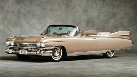 1959 Cadillac Eldorado Convertible