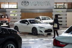 Toyota, nearing the record profit, slowed down in Southeast Asia