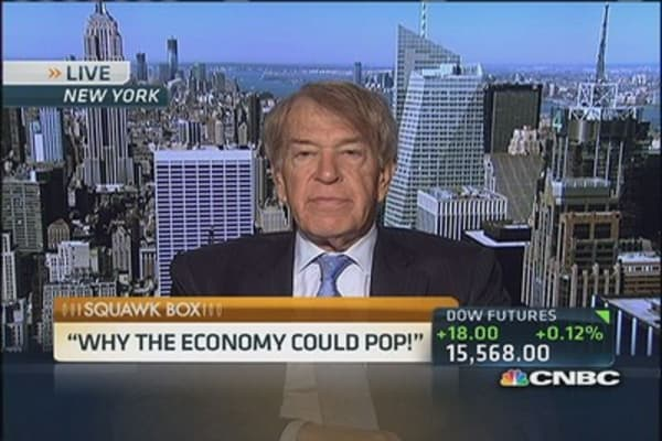 Altman: Why the economy could pop!