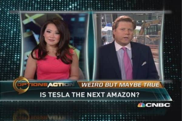 Is Tesla the next Amazon?