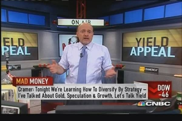 Dividends work: Cramer