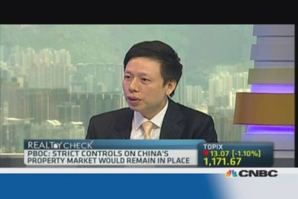 Reasons to be bullish on Chinese property stocks