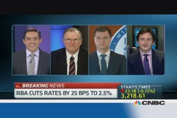 What the RBA's rate cut reveals about the economy