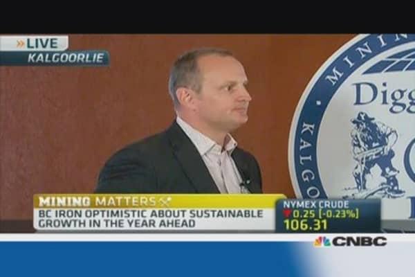 BC Iron: Positive on iron ore outlook