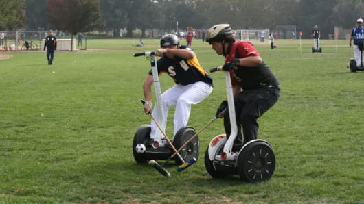 Image result for segway polo