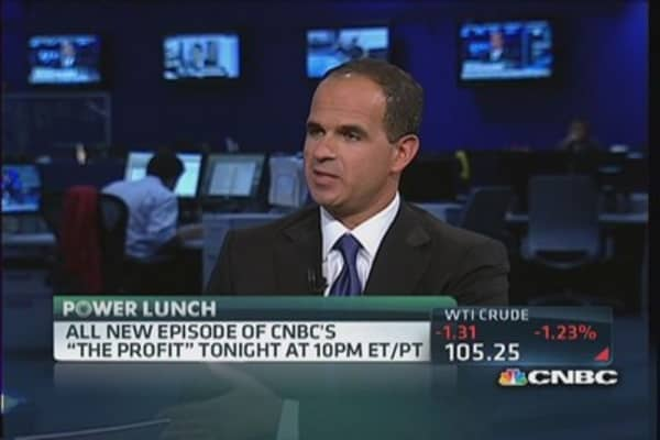 New episode of 'The Profit' tonight