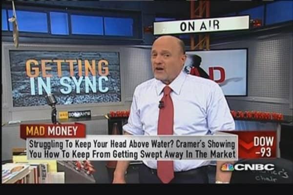 Stock vs. the company