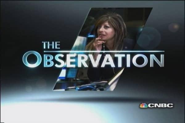 Maria's Observation: Obama vs. Putin