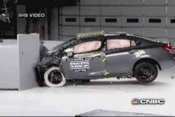 Surprising new crash test results