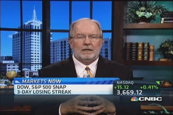 Gartman: 'I want to avoid things I don't understand'