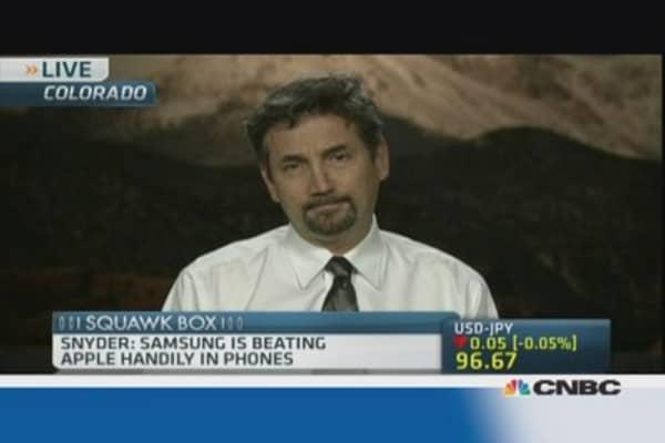 Samsung shouldn't sweat ITC ruling: Pro