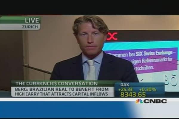Emerging market environment 'positive'