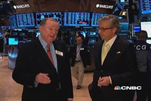 Cashin's amazing disappearing market swoon