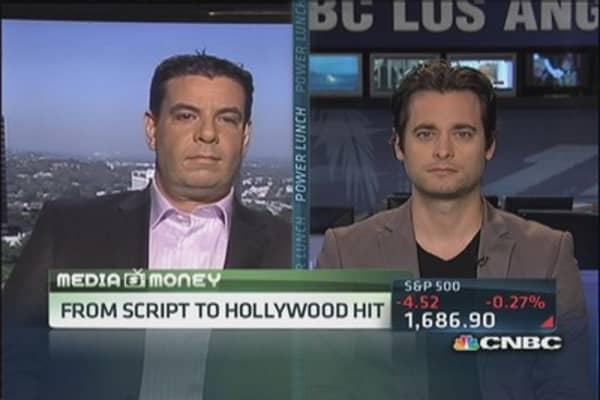From script to Hollywood hit