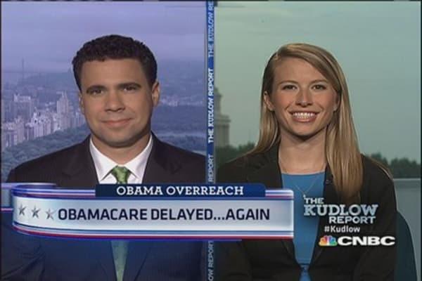 Endless setbacks for Obamacare