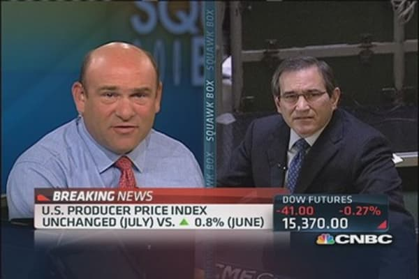 Santelli: I don't believe government inflation numbers