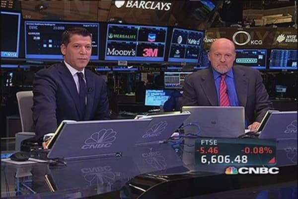 Cramer: Add Carl Icahn to Apple's Board