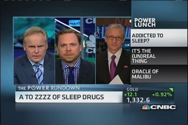 A to zzzz of sleep drugs