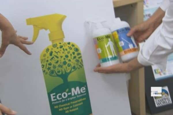 Eco Me Packaging