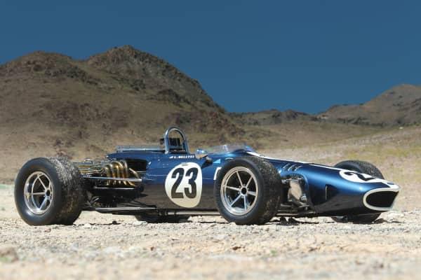 1966 AAR Gurney-Weslake Eagle Mk 1