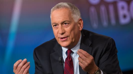 Walter Isaacson, president and CEO of the Aspen Institute.