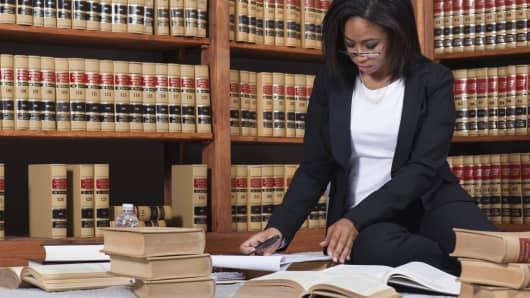 Law school student