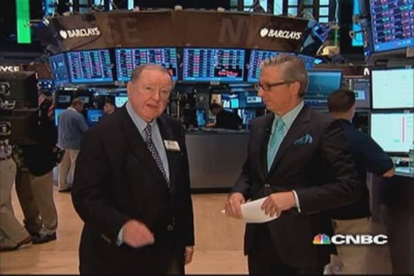 90 Seconds with Art Cashin: Weak retail data