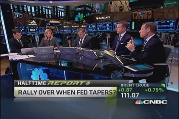 Stocks get 'Wile E. Coyote' moment: Pro