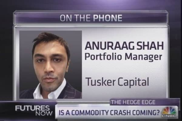 Top portfolio manager: 'Curse of the albatross' will crush commodities