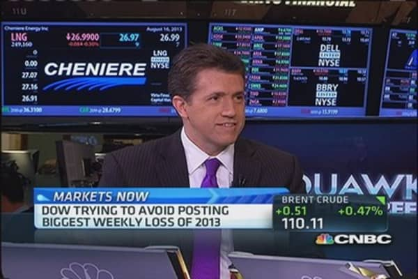 Pimco's Crescenzi: 'US economy is healing'
