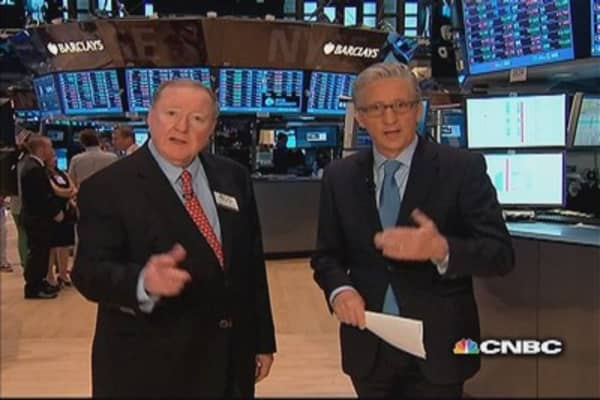 Art Cashin's interest rate strategy