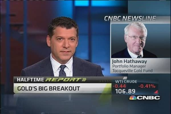 Gold 'ridiculously oversold': Fund manager