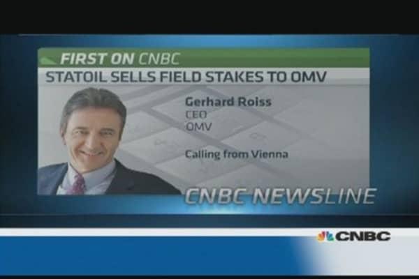 OMV CEO: Higher returns in upstream