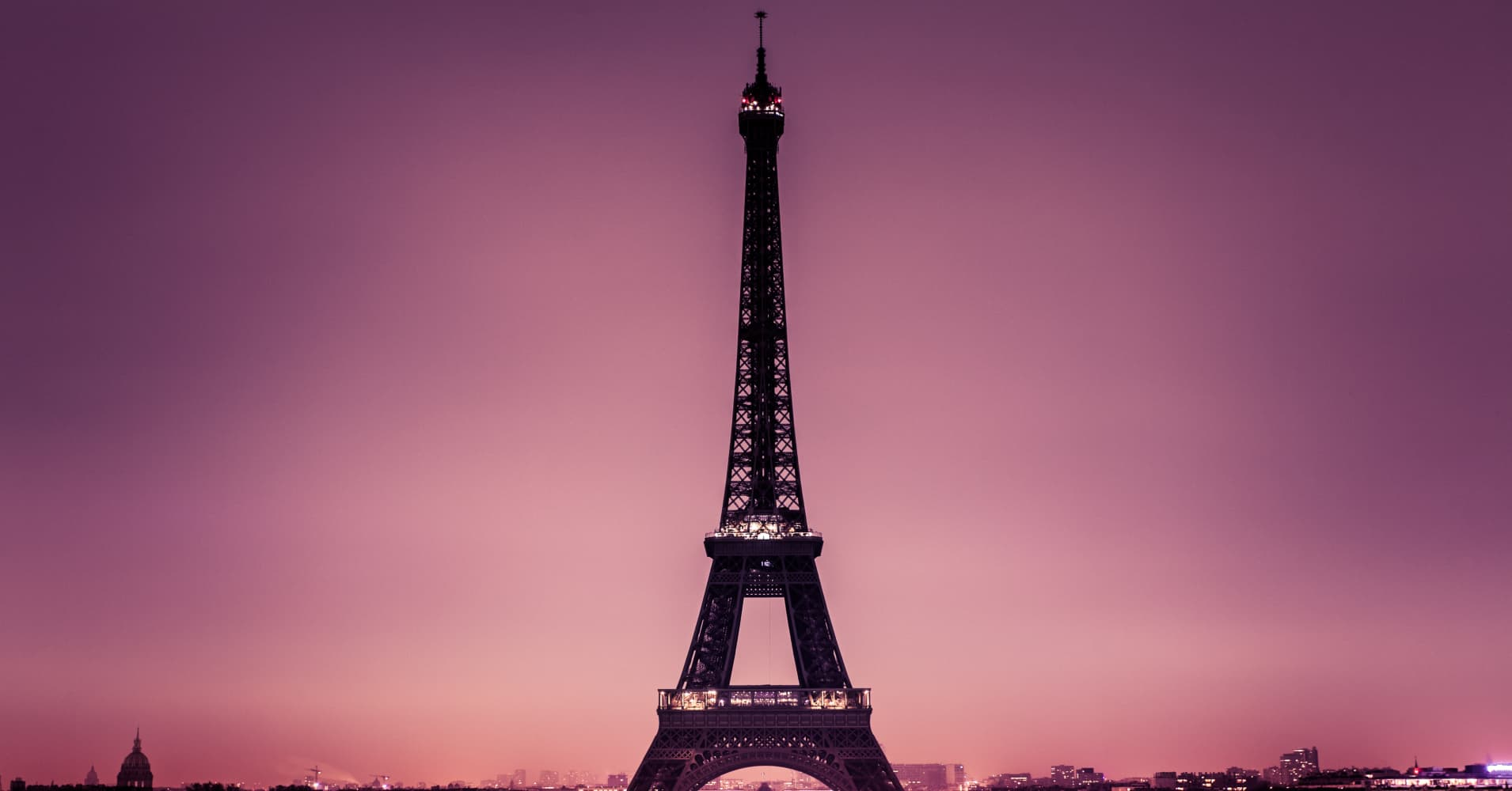 My dream is to go to Paris, France