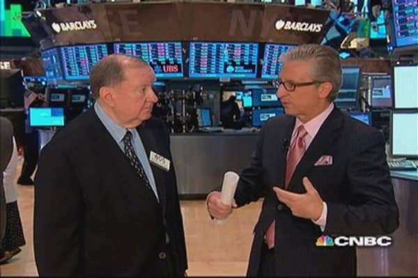 Art Cashn: If 10-year hits 2.9%, 'alarm bells go off'