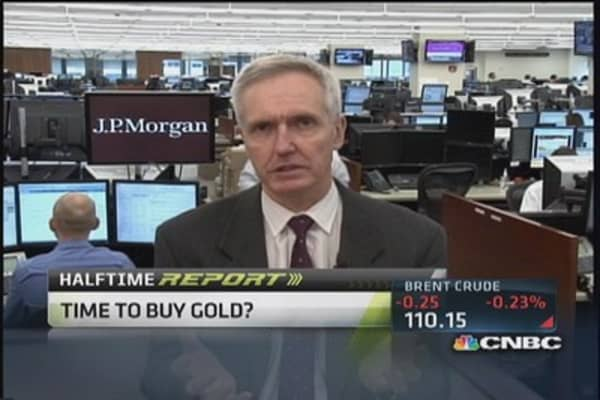 Buy gold, rally not over: JPM analyst