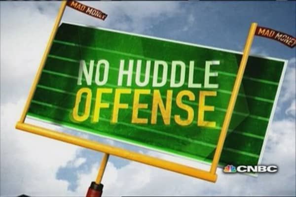 No Huddle Offense: Oil & gas M&A