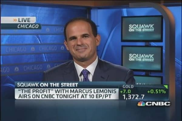 'The Profit' cleans up small business
