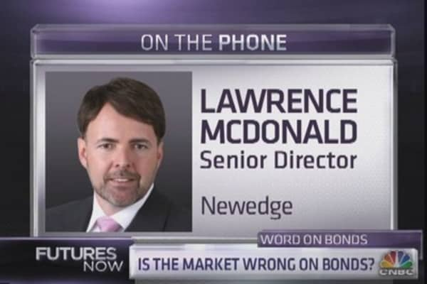 Market has bonds all wrong: Expert