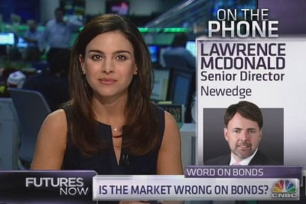 Larry McDonald: It's time to buy bonds