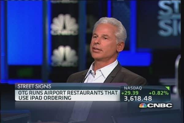Human-less airports?