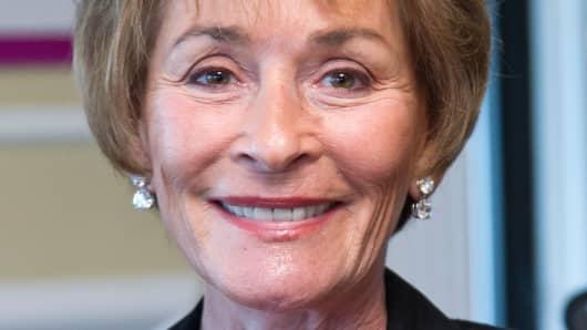 Judge Judith 'Judy' Sheindlin