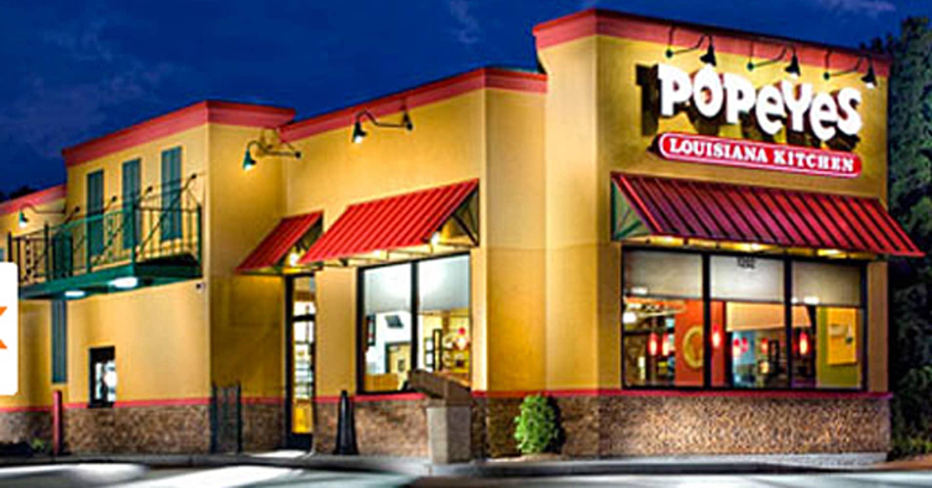 Popeyes Louisiana Kitchen Game - Google Family Feud