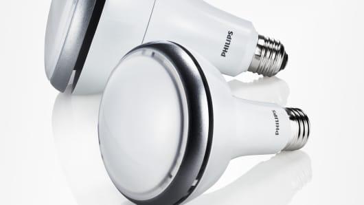 LED bulbs by Philips. Source: Philips Lighting