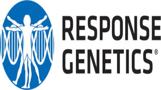 Response Genetics Logo
